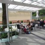 Terrassenschutz Wetter