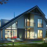 Grosslamelle für Wohnhäuser