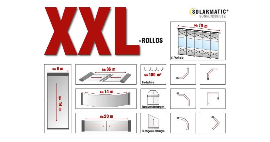 XXL Sonnenschutz